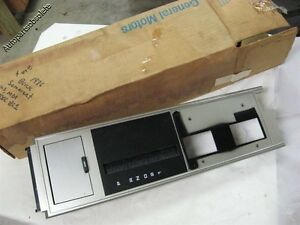 1986 Buick Somerset Console Nos 2553674