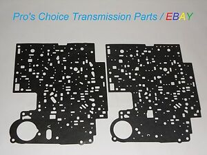 1993 2000 4l60e Automatic Transmission Valve Body Separator Spacer Plate Gaskets