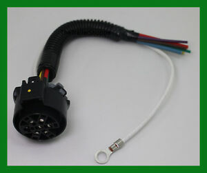 Oem Trailer Plug Wiring Harness Bare Wire To Oe Connector 47214