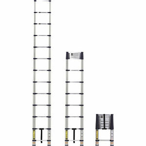 Xtend N Climb Pro Telescoping Ladder Kit Type 1a 12 5ft l 300 lb Capacity