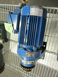 Sm cycle 1hp 230v 60hz Motor With Gear Drive