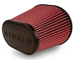 Airaid 720 243 Synthaflow Universal Oval Air Filter 6 flange