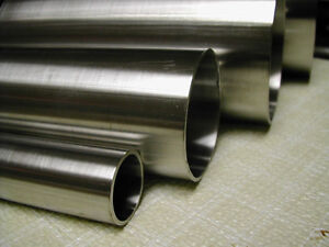 2 1 2 Od 0 065 Wall 12 Length smls Stainless 316 316l Round Tubing