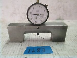 Height Gage With Mitutoyo 0005 Dial Indicator