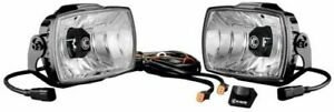 Kc Hilites 711 Pair 4 X 6 Gravity Led Driving System Lights W 20 Watt Power