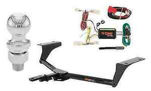 Curt Class 2 Trailer Hitch Tow Package For Toyota Rav4 W 2 Ball