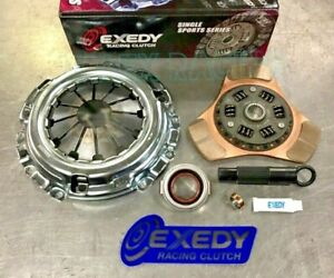 Exedy Racing Stage 2 Clutch Kit Rsx s Civic Si Accord K20 K24 Pt 08951