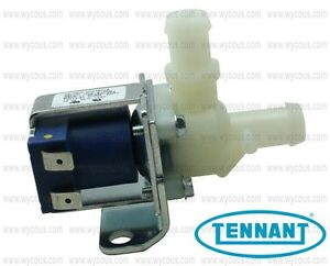 Oem Solenoid Water Valve 36v Tennant 5680 5700 5700e 5700xp Scrubbers 3d13