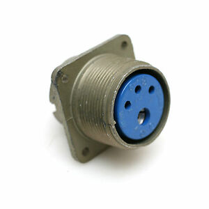 Amphenol Ms3102a20 20 4 pin Receptacle Female Contacts