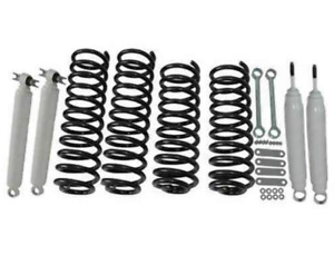 3 Suspension Lift Kit W Shocks Fits Jeep Wrangler Jk 2007 2017