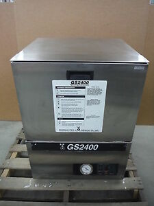 Georgia Steel Chemical Inc Respirator Washer Gs2400 No Pedestal