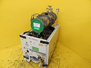 Iqdp40 Edwards A532 40 905 Vacuum Pump With Qmb250 Blower Used Tested Working