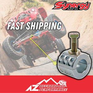Synergy Mfg Steering Stabilizer Tie Rod Clamp For 1 5 8 Od Jeep Wrangler Jk