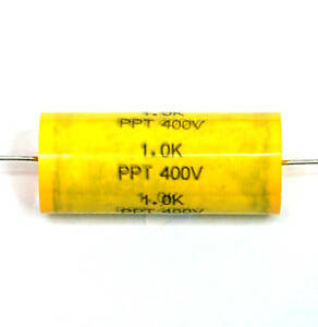 20pc Polypropylene Film Capacitor Ppt 1uf 400v K 10 Non Inductive Aid Audio