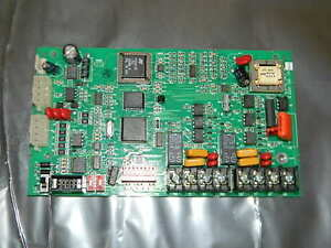 Simplex 566 158 Rev A 4100 Fire Alarm Serial Interface Dact Board