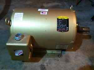 Baldor 20 Horsepower Electric Motor 3 Phase