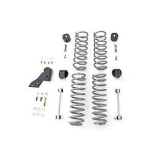 Rubicon Express Re7121 2 5 In Standard Coil Lift Kit No Shocks For Jeep Models