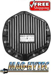 Mag Hytec Rear Differential Cover 01 17 Chevy Silverado Gmc Sierra 2500 3500