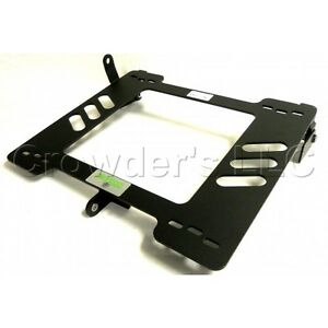Driver Seat Bracket For Momo Nrg Sparco Recaro Omp Vw Jetta Golf Rabbit Scirocco