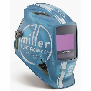 Miller Vintage Roadster Digital Elite Auto Darkening Welding Helmet 281004