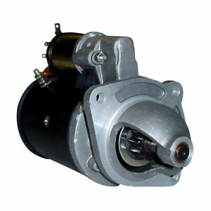 Ford Tractor Starter Aftermarket Manufacture 83981923 1100 Windrower 1112 Windr