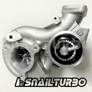 Snail Turbo Td06sl2 20g 12cm Turbocharger With Billet Comp Wheel For Evo X