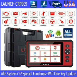 Autel Maxidas Ds808k Pro Automotive Diagnostic Tools Obdii Code Reader Scanner