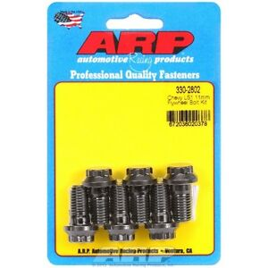 Arp Bolts 330 2802 Chevy Ls1 M11 Flywheel Bolt Kit