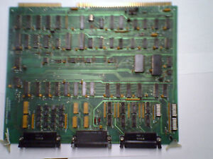 Hurco Cnc Pc Board 415 01777 Or 21251 1 Personality Board Assy