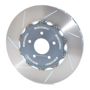 Girodisc Front 2pc Floating Rotors For Ferrari 355 Challenge A1 054