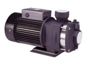 Walrus Tph12t4k Multistage Centrifugal Water Booster Pump 3hp Electric