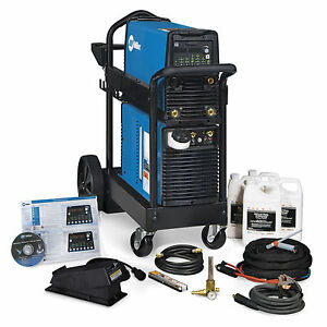 Miller Dynasty 280 Dx Complete Package W Wireless Foot Control 951469