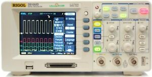 Rigol Ds1052d Mixed Signal Oscilloscope