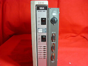 Pce984685 Excellent Fully Tested Modicon Slot Mount Cpu Pc e984 685