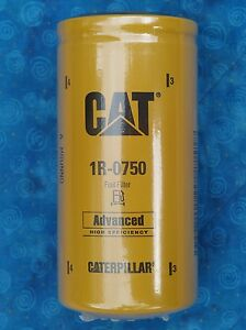 Cat 1r 0750 Fuel Filter Sealed Duramax Genuine Caterpillar 1r0750 1r 0750