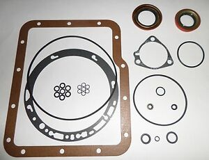 Complete External Reseal Kit Fits Aluminum Powerglide Transmissions 1962 1973