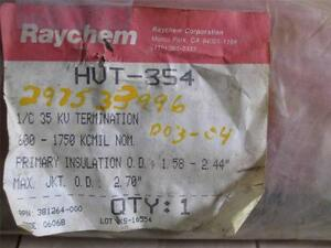 Raychem Hvt 354 Indoor Termination Kit 35 Kv