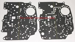 Gm Gmc Chevrolet Turbo Th 350 Thm Thm350 Th350 Transmission Valve Body Gaskets