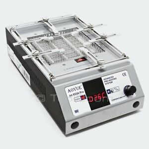 Aoyue Int 853a Quartz Infrared Preheating Station 120 X 120 Mm 220v