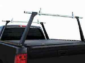Access 70490 Blk Steel Adarac Truck Bed Rack W Powder Coat For F 150 W 5 5 Bed