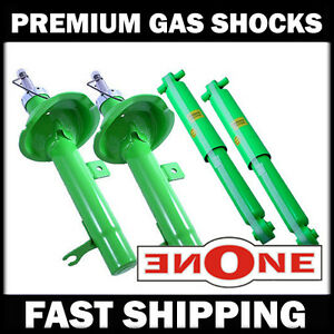 Mcq Premium Front Rear Gas Shocks Struts 2000 2004 Ford Focus Wagon Only