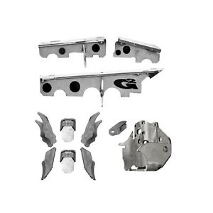 G2 68 2050 1 Top Axle Truss For Jeep Wrangler Dana 30 Front