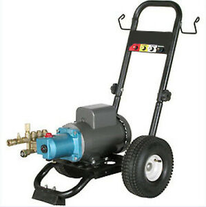 Pressure Washer Electric Commercial 1 5 Hp 110v 1 100 Psi 2 Gpm Cat