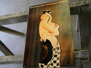 Nice New Shelby Right Parts Girl Advertisement