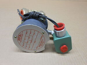 1 New Asco T835213 Solenoid Valve 120 Volts 6 Watt