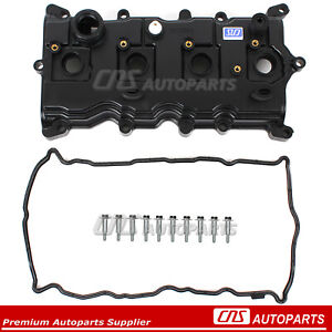 Fits 2008 2012 Nissan Rogue 2 5l Dohc Qr25de New Engine Valve Cover W Gasket