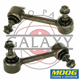 Moog New Replacement Rear Sway Bar Link Kits Pair For Honda Acura