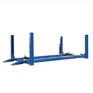 Bendpak 18 000 Lb Capacity Four post Lift Alignment Extended Length Hds 18ea