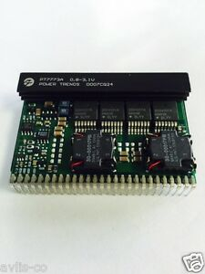 1pc used Power Trends Pt7773a Module Dc dc 5vin 1 out 0 8v To 3 1v 32a 29b2