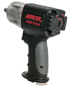 Aircat 3 8 Composite Twin Hammer Impact Wrench 1300th A